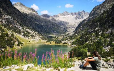 Caminar por el Pirineo, desde Casa rural Quintana